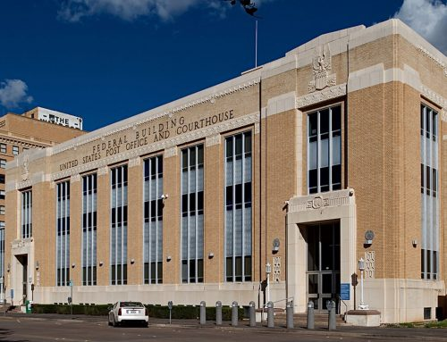 Federal Building—Abilene